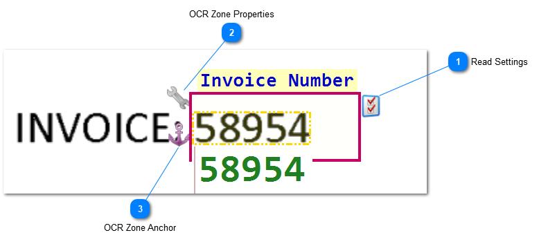 OCR Zone